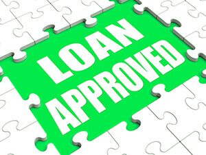 Loan Approved Client Credit
